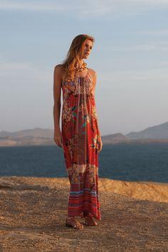 Aija Maxi Dress - Anthropologie.com