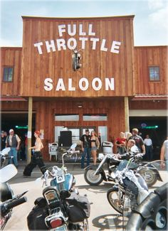 Full Throttle Saloon | Full Throttle Saloon Graphics Code | Full Throttle Saloon Comments ...