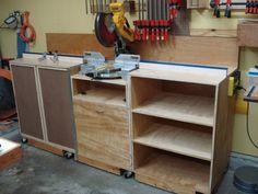 136 Best Workshop Miter Saw Tables Images Garage Garage