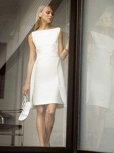 burda style: Damen - Kleider - Etuikleider - Etuikleid - U-Boot-Ausschnitt