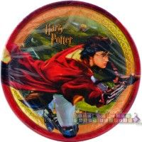 Red Apple Small Paper Plates (20ct) | Harry Potter Birthday Party Ideas Decorations and Supplies | Pinterest | Paper Apples and Red  sc 1 st  Pinterest & Red Apple Small Paper Plates (20ct) | Harry Potter Birthday Party ...