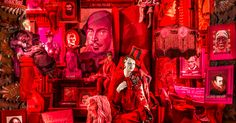 """Each year, as part of the holiday experience in New York, the city's major department stores deliver us the ultimate present (aside from their selection of clothes, and shoes, and handbags — oh my!): Dazzling and intricately decorated window displays.    This year, there's Barneys New York's """"Baz."""
