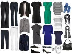 Wardrobe Oxygen: Capsule Wardrobe for women over 50: No Fashion Victim, No Frump