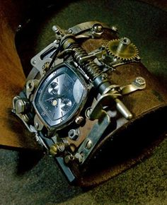 35 Cool Steam punk Art Ideas Which Will Blow Your Mind - Page 3 of 3 - Bored Art