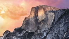 OS X 10.10 Yosemite Wallpaper