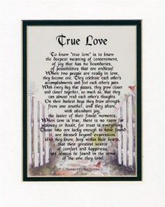 Anniversary Or Engagement Gift. Touching 8x10 in Size, Double-matted in White / Dark Green and Enhanced with Watercolor Graphics. by Poems For Husbands, Wives, Girlfriends & Boyfriends Price: $11.95