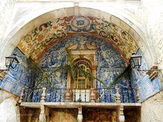 Popular on 500px : Obidos Main Gate by marina_vasiljevic1
