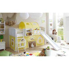 Elegant Das Spielbett Ekki aus dem Hause TICAA wird schnell zum absoluten Highlight in jedem Kinderzimmer