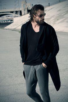 Lasse Larsen by Grayson Wilder for Male Model Scene