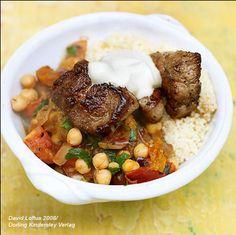 Marrokanisches Lamm mit Couscous - Jamie Oliver