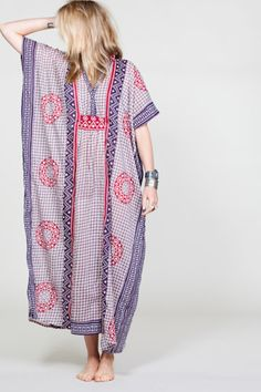 Can I just wear caftans all the time??
