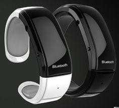 Bluetooth Smart Watch Bangle
