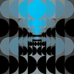 Andy Gilmore performs through the synchronization of form and colour, in order to create geometric works of art. Geometric Patterns, Geometric Art, Basic Geometry, Sacred Geometry, Graphic Art, Graphic Design, Print Design, Digital Print, Neon Glow