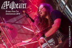 PALLBEARER | Stoned From The Underground 2015