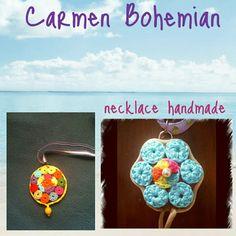#CarmenBohemian craft #bohemianjewelry #trend #crochet #bohemchic #love#hippiejewelry #handmadejewelry #gypsyjewelry #macramenecklace #accessories #cool #fashion #decoration #jewelry #design #macrame #boho #bohemian #hippie #necklace #bohohandmade #bracelets #bags #pendant #trending #bohostyle #gypsy #hippiestyle #Spain   Instagram  https://www.instagram.com/carmen_bohemian/  TWITTER  https://twitter.com/CarmenCanoD  Blog  http://carmenbohemian.blogspot.com.es/
