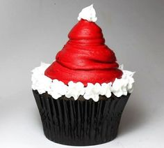 2013 Christmas Pudding Cupcakes Ideas and Recipe Pinterest