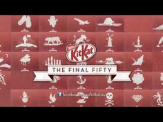 que paja...#ads KIT KAT THE FINAL FIFTY