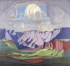 JH Pierneef Art Pictures, Art Images, Art Pics, Abstract Landscape, Landscape Paintings, South African Artists, Paintings I Love, Old Master, Artist At Work