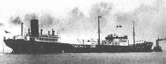 The S.S. Mirlo was a British tanker full of gasoline, which was sunk by a German U-boat 5 miles off the shores of Rodanthe on August 16, 1918.  Captain John Allen Midgett, Jr. of the Chicamacomico Life Saving Station saw the explosion and launched a rapid and effective rescue mission. Eleven sailors were killed immediately, but Midgett and his crew saved 42 others, and received numerous commendations for their efforts.