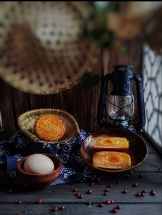 Chinese Cake, Mooncake, Mochi, Food Styling, Food Photography, Asian, Traditional, Coffee, Dark