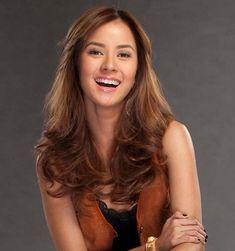 Bianca Gonzalez is a Filipino beauty. Filipino Models, Filipina Beauty, Cute Girl Face, Asian Hair, Pretty Woman, Cool Hairstyles, Hair Cuts, Hair Color, Selfie