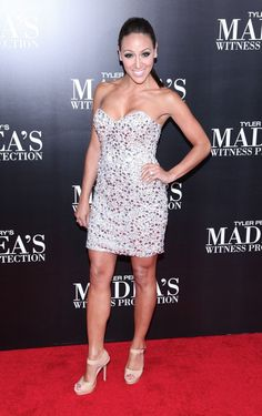 Melissa Gorga Madea Movie Premiere