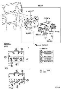 wiring diagrams anyone  - toyota 4runner forum