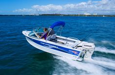 Quintrex's New Family-Friendly 430 Fishabout