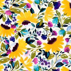 Modern Print Velvet Upholstery Fabric  Luxury by PopDecorFabrics