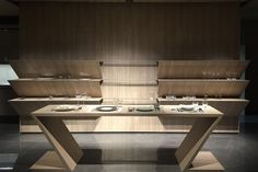ArmaniCasa showroom by Armani, Milan – Italy » Retail Design Blog