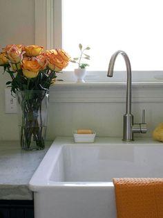 "White Top Mount Kitchen Sink found it at wayfair - luberon 30"" x 19"" art nouveau fireclay"