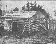 HistoryLink.org: first cabin built in Seattle...