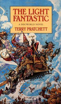 Amazon.fr - The Light Fantastic: (Discworld Novel 2) - Terry Pratchett - Livres