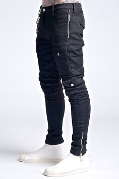 Kago Jeans Black