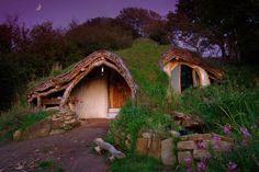 La maison de Hobbit : Ces incroyables maisons sortent de l'ordinaire - Linternaute