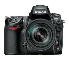 Nikon D700 12.1MP FX-Format CMOS Digital SLR Camera with 3.0-Inch LCD (Body Only) by Nikon. $2999.00. From the Manufacturer                The new D700 digital SLR camera featuring a 12.1-effective megapixel Nikon FX-format sensor that measures 23.9 x 36mm, which is nearly identical to the size of 35mm film. Benefiting from Nikons legacy of imaging technology innovation, the D700 offers both advanced and professional photographers stunning image quality, accurate color reprodu...