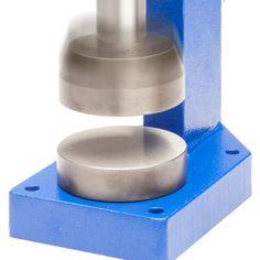 Beadsmith/'s Planishing Hammer Flat//Domed 24mm Head