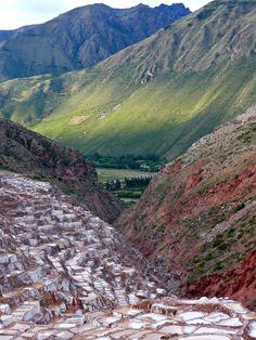 Maras - Cusco, Perú - Photo taken by Alexia Zimic