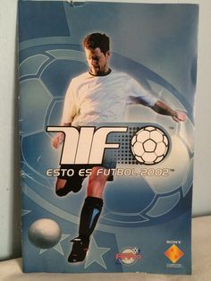 Esto es Futbol 2002 manual.