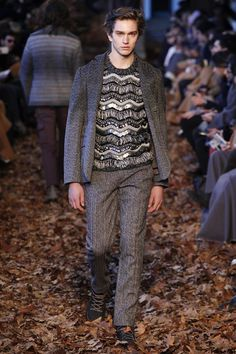 Missoni - Autumn/Winter 2016-17 Menswear Milan Fashion Week