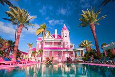 <3 Pink Barbie House!