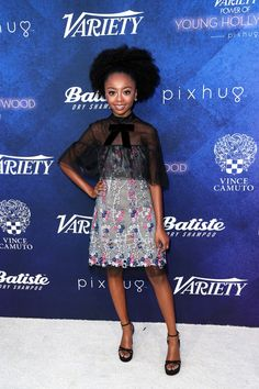 Actress Skai Jackson attends Variety's Power of Young Hollywood at NeueHouse Hollywood on August 16, 2016 in Los Angeles, California.