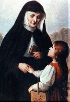 Feast day May 9 ~ Blessed Carolina Gerhardinger