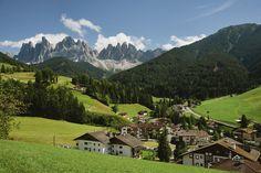 Dolomites Val di Funes