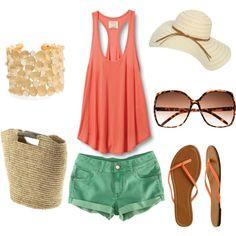 Summer/Beach Outfit