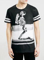 Religion Black Graphic T-Shirt*