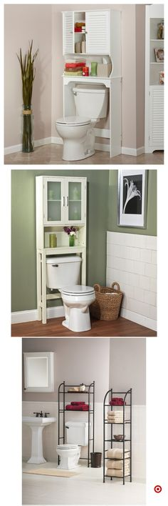 Shop Target for over the toilet etagere you will love at great low prices. Free shipping on orders of $35+ or free same-day pick-up in store.