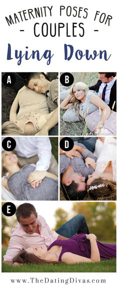 Creative Pregnancy Pose Ideas