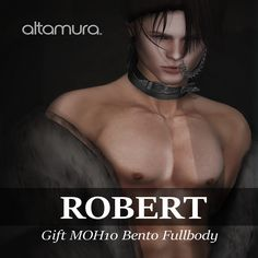 "Full Bento Male Avatar Hunt Reward One for the guys! Full Bento body from Altamura. Robert is now available as a hunt reward. ""If it's [...]"