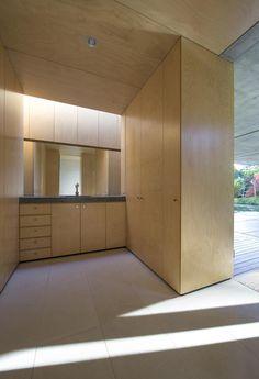 modern glass house australia Wirra Willa Pavilion